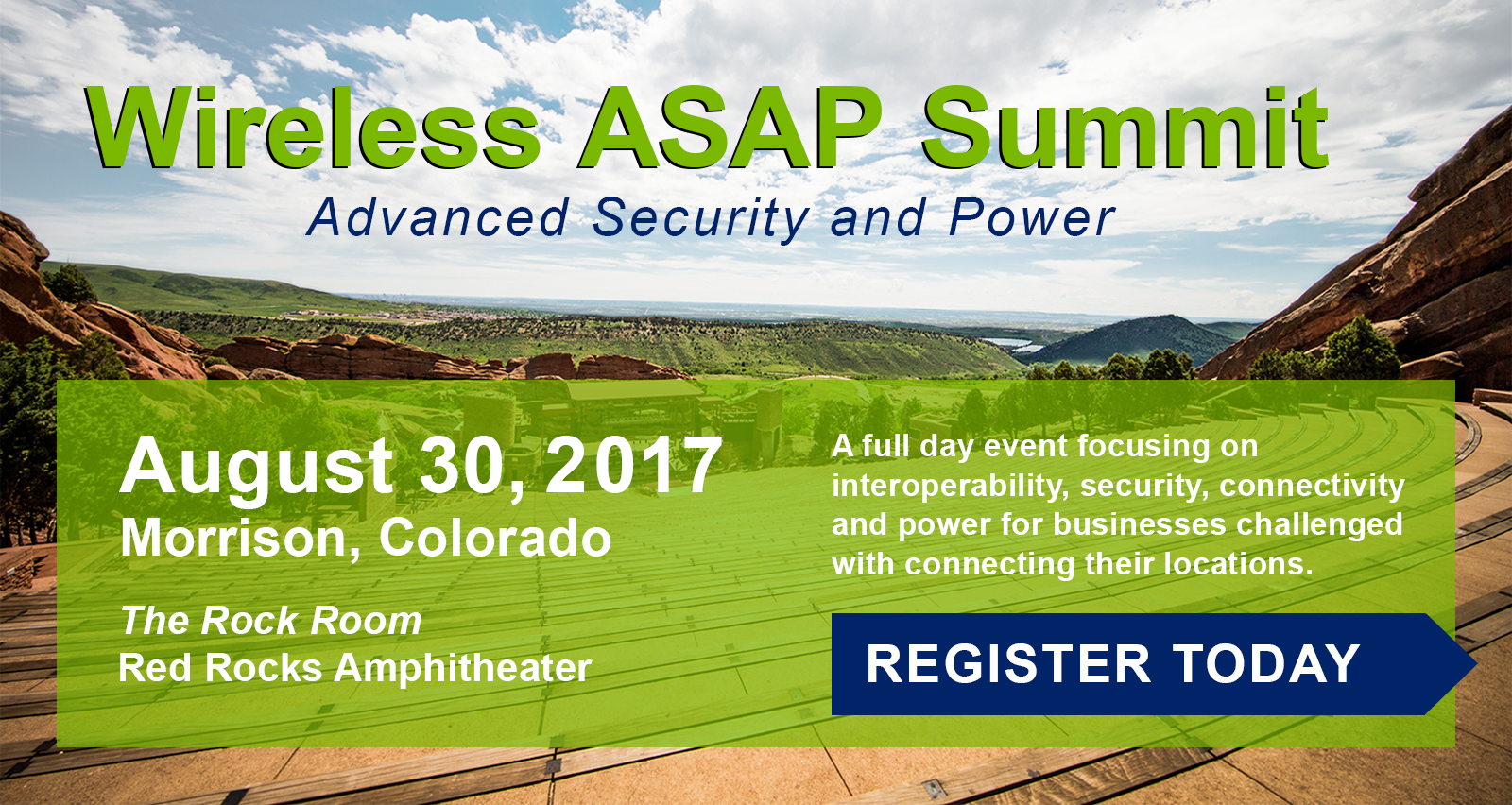 Wireless ASAP Summit